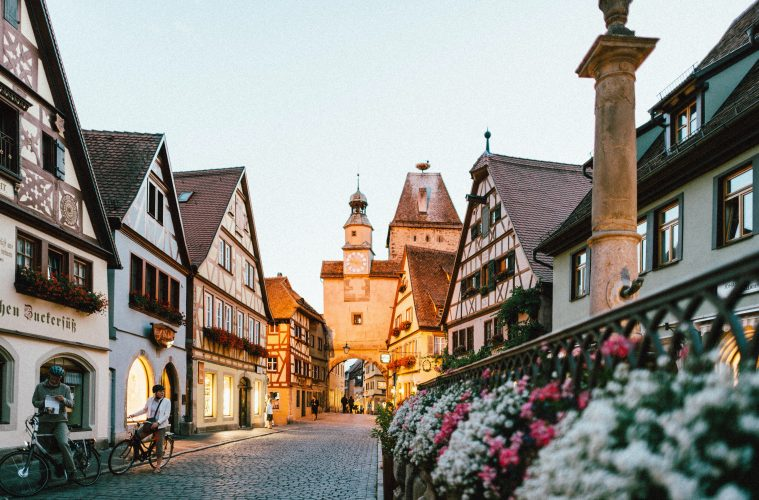 pretty places to travel as a couple in europe